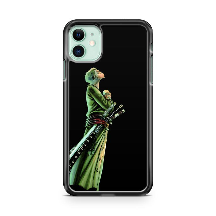 Zoro One Piece iPhone 11 Case Cover
