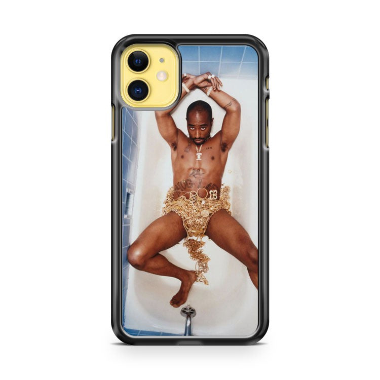 2Pac I Get Around iPhone 11 Case Cover | Overkill Inc.