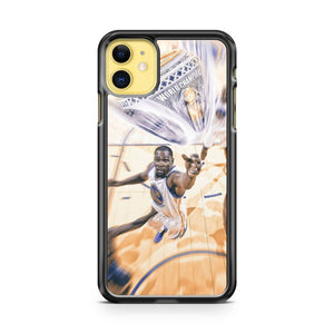 2017 NBA Championship iPhone 11 Case Cover | Overkill Inc.