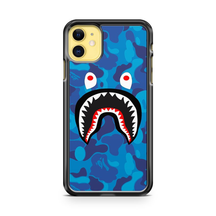 All Black Bape iPhone 11 Case Cover | Overkill Inc.