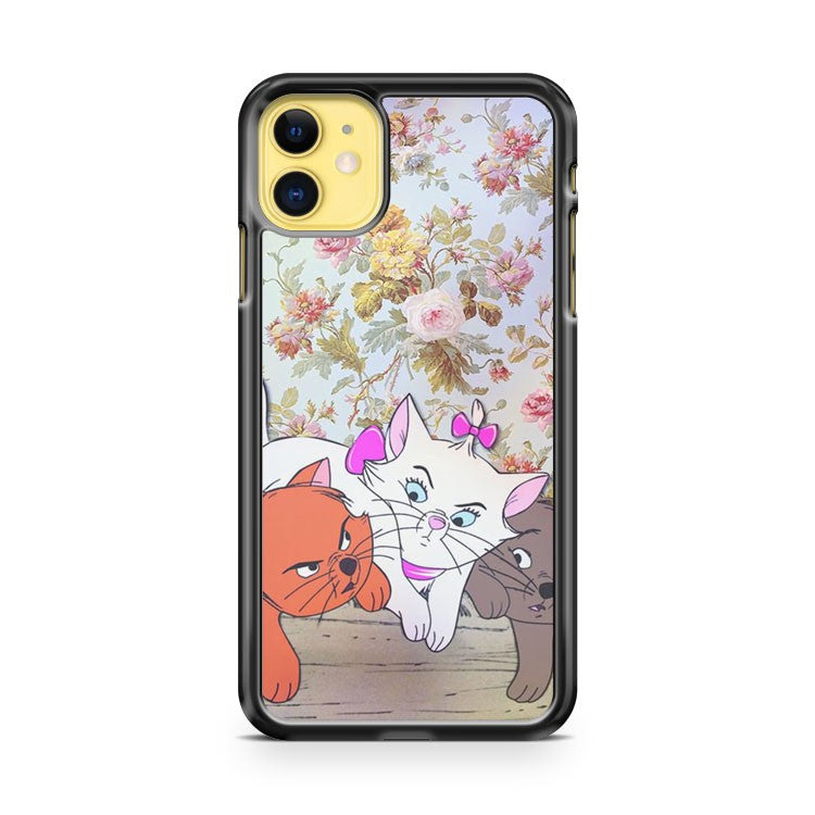 Aristocats Cats Disney 2 iPhone 11 Case Cover | Overkill Inc.