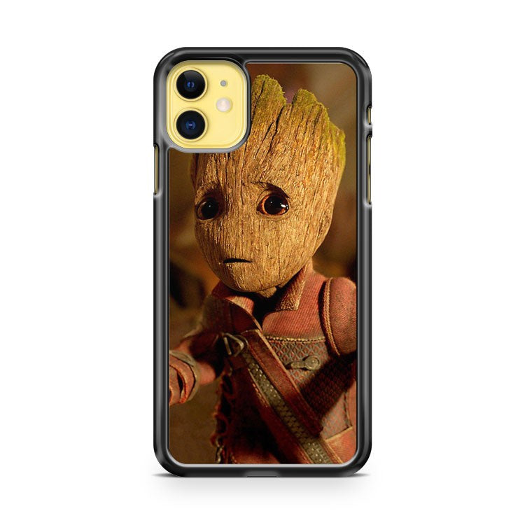 Baby Groot Guardians Of The Galaxy Vol 2 iPhone 11 Case Cover | Overkill Inc.