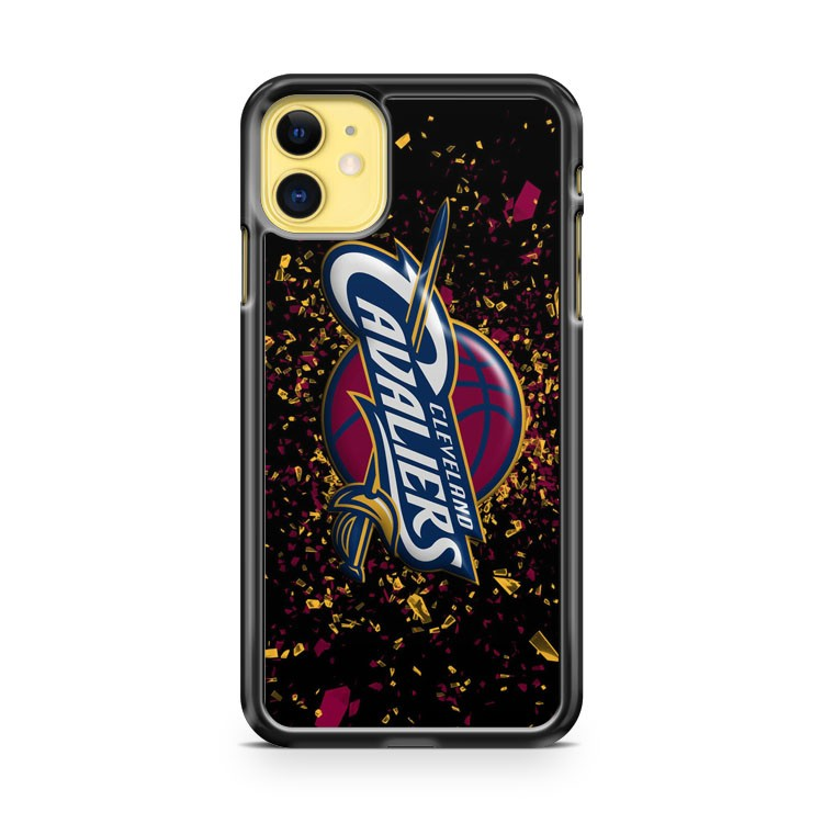 Cleveland Cavaliers Cavs NBA iPhone 11 Case Cover | Overkill Inc.