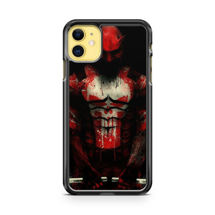 Daredevil And Punisher iPhone 11 Case Cover | Overkill Inc.
