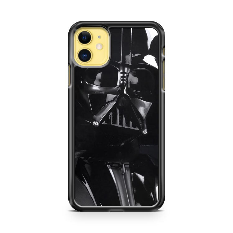 Darth Vader Face iPhone 11 Case Cover | Overkill Inc.