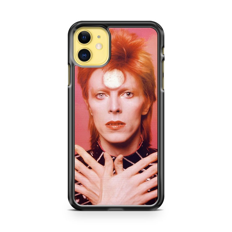 David Bowie 4 iPhone 11 Case Cover | Overkill Inc.