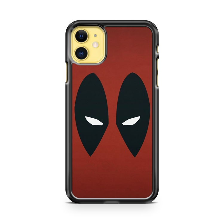 Deadpool Wade Marvel Heroes iPhone 11 Case Cover | Overkill Inc.