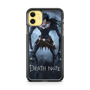 Death Note D2 Anime Manga Clown iPhone 11 Case Cover | Overkill Inc.