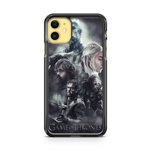 Game Of Thrones Winter Is Here 3 iPhone 11 Case Cover