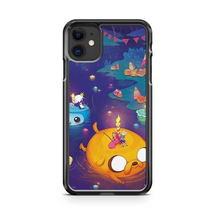 Adventure Time Art 5 iPhone 11 Case Cover | Overkill Inc.