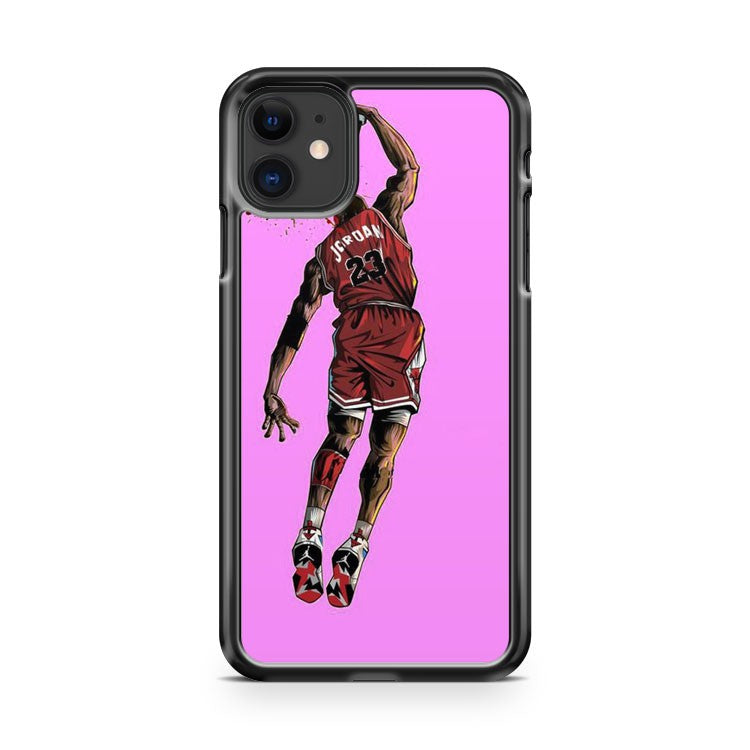 Air Jordan Dunk iPhone 11 Case Cover | Overkill Inc.