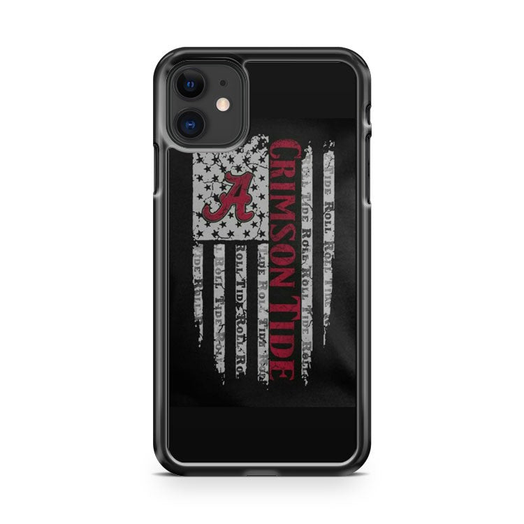Alabama Crimson Tide 29 iPhone 11 Case Cover | Overkill Inc.
