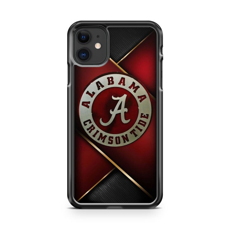 Alabama Crimson Tide 12 iPhone 11 Case Cover | Overkill Inc.