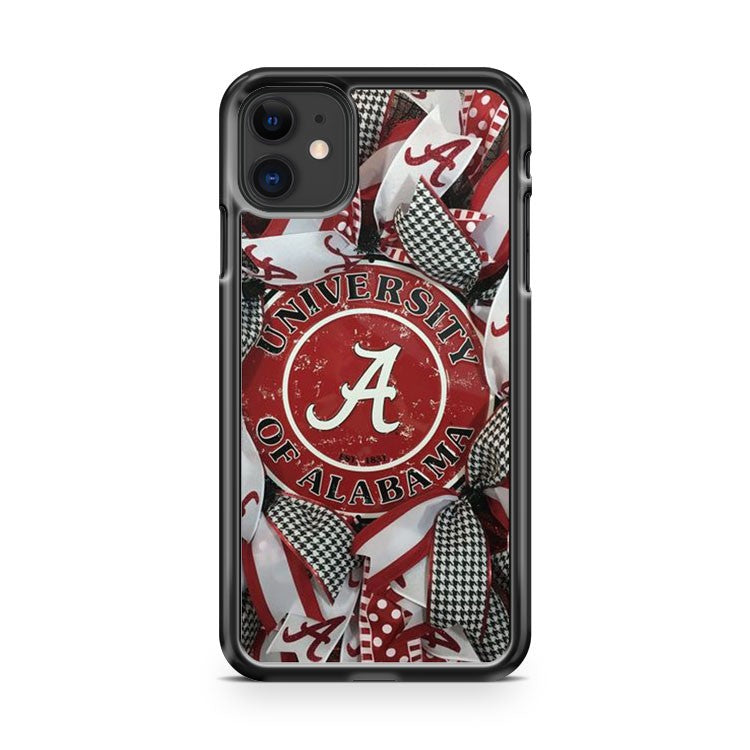 Alabama Crimson Tide 23 iPhone 11 Case Cover | Overkill Inc.