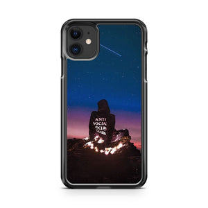 Anti Social Social Club iPhone 11 Case Cover | Overkill Inc.