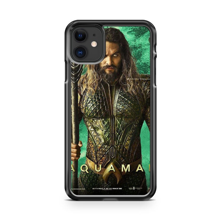 Aquaman iPhone 11 Case Cover | Overkill Inc.