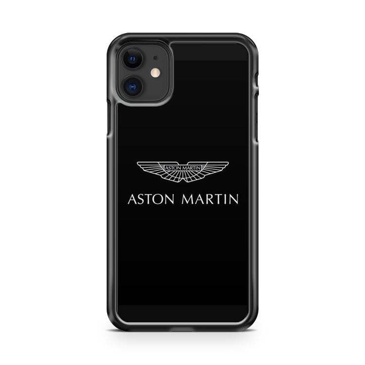 Aston Martin Logo 1 iPhone 11 Case Cover | Overkill Inc.