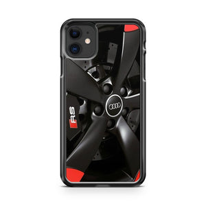 Audi Rs Rims Wheel iPhone 11 Case Cover | Overkill Inc.