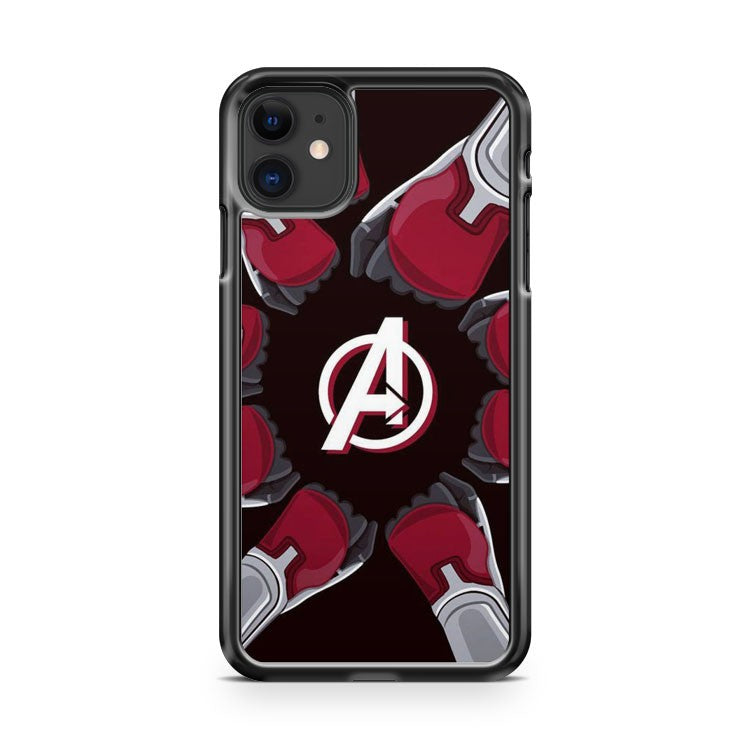 Avengers Endgame 1 iPhone 11 Case Cover | Overkill Inc.