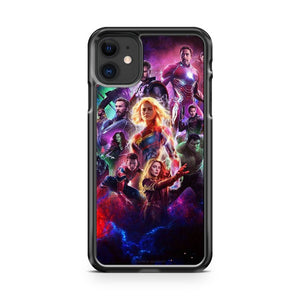 Avengers Endgame 3 iPhone 11 Case Cover | Overkill Inc.