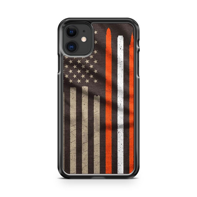 Cleveland Browns 7 iPhone 11 Case Cover | Overkill Inc.