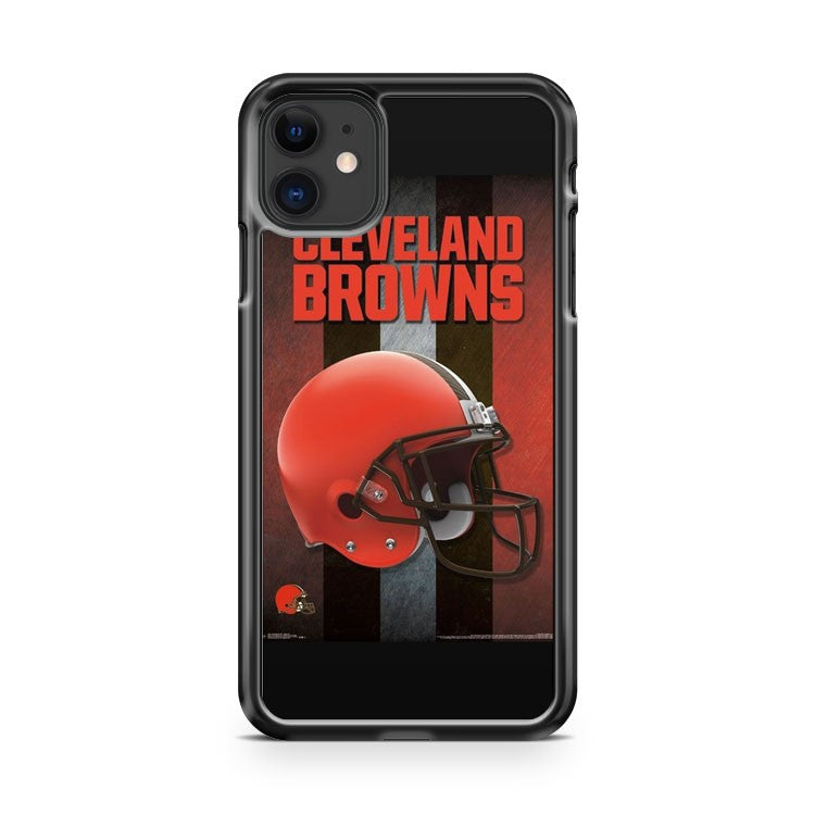 Cleveland Browns iPhone 11 Case Cover | Overkill Inc.