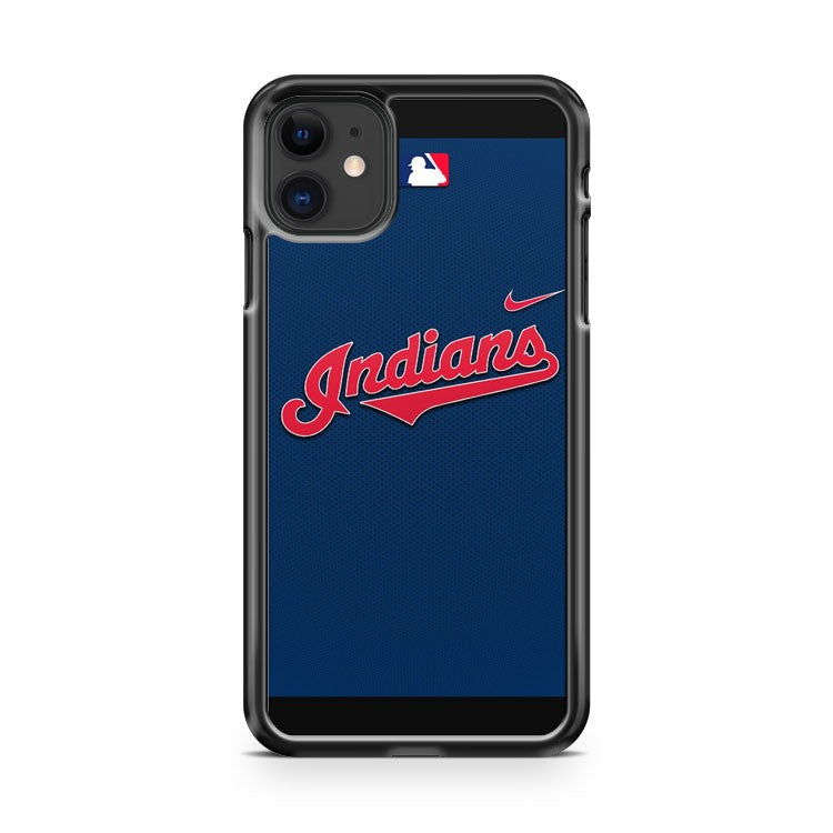Cleveland Indians 1 iPhone 11 Case Cover | Overkill Inc.