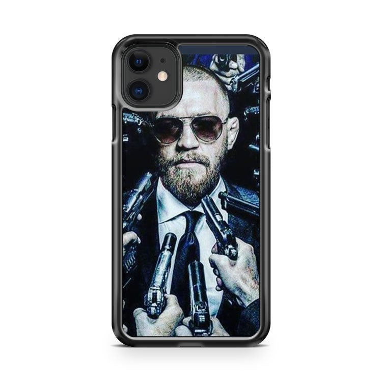 Conor Mcgregor John Wick Style iPhone 11 Case Cover | Overkill Inc.