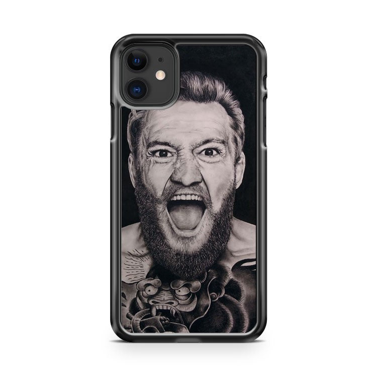 Conor Mcgregor UFC 7 iPhone 11 Case Cover | Overkill Inc.