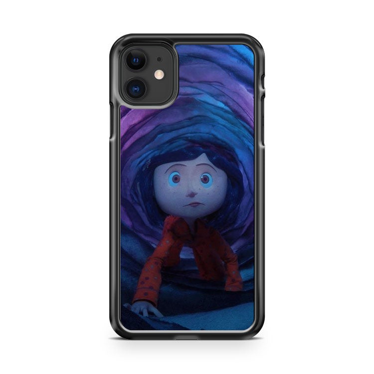 Coraline 13 iPhone 11 Case Cover | Overkill Inc.