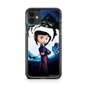 Coraline 7 iPhone 11 Case Cover | Overkill Inc.