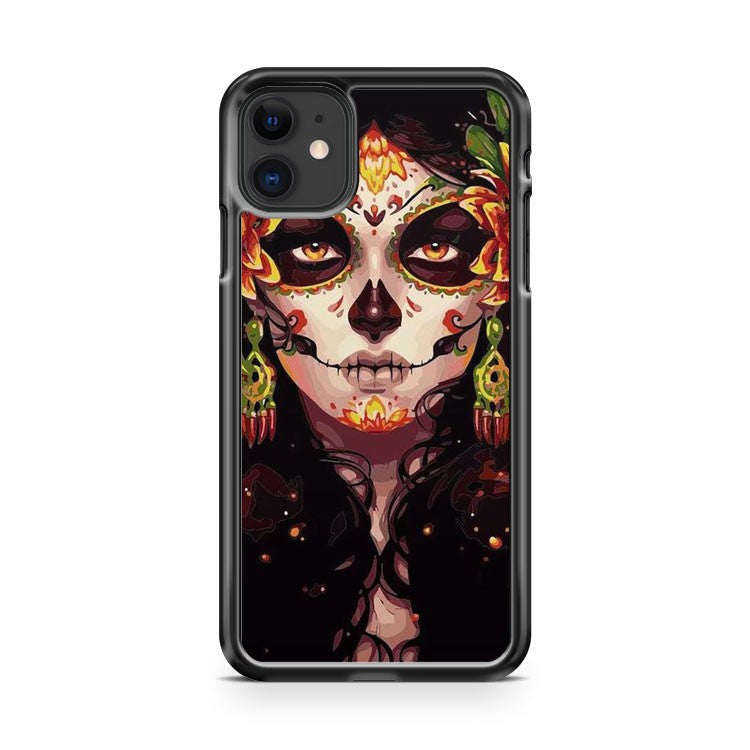 Day Of The Dead 7 iPhone 11 Case Cover | Overkill Inc.
