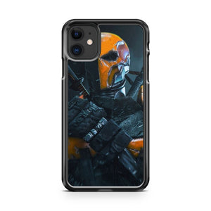 Deathstroke 17 iPhone 11 Case Cover | Overkill Inc.