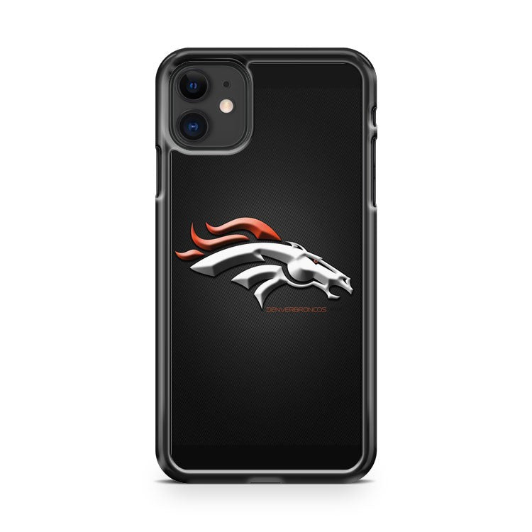 Denver Broncos 8 iPhone 11 Case Cover | Overkill Inc.