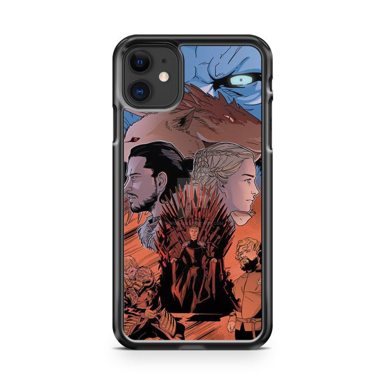 Game Of Thrones Art 3 iPhone 11 Case Cover
