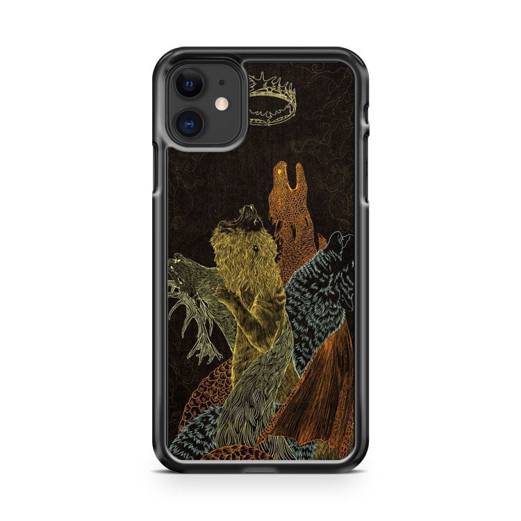 Game Of Thrones Art 4 iPhone 11 Case Cover