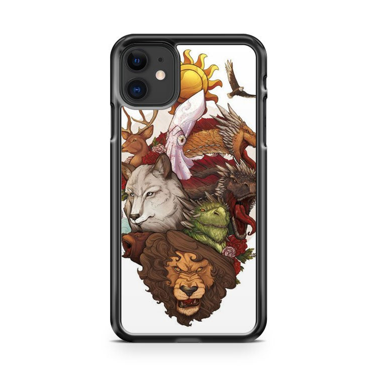 Game Of Thrones Art 5 iPhone 11 Case Cover
