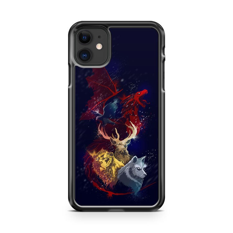 Game Of Thrones Art 7 iPhone 11 Case Cover