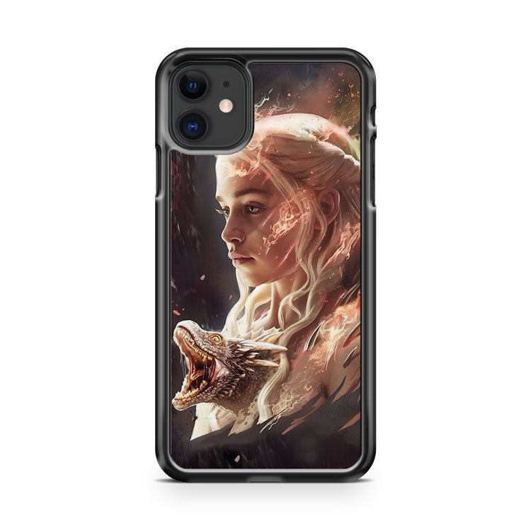 Game Of Thrones Daenerys 4 iPhone 11 Case Cover