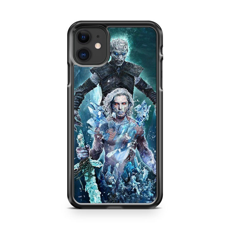 Game Of Thrones The Night King 4 iPhone 11 Case Cover
