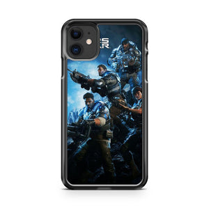 Gears Of War 1 iPhone 11 Case Cover