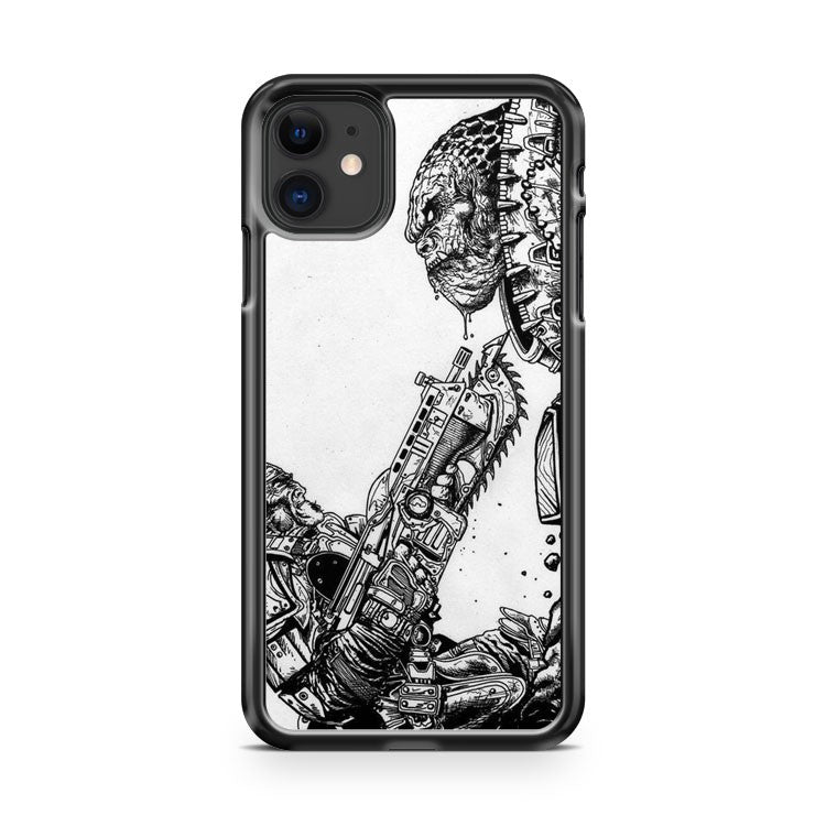 Gears Of War 9 iPhone 11 Case Cover