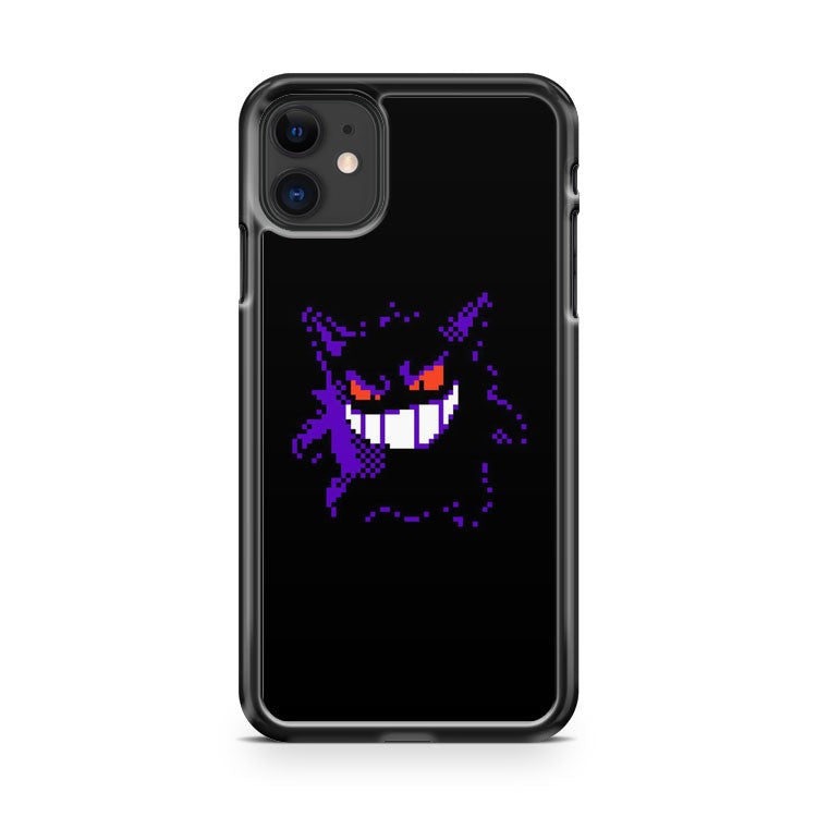 Gengar Sprite iPhone 11 Case Cover