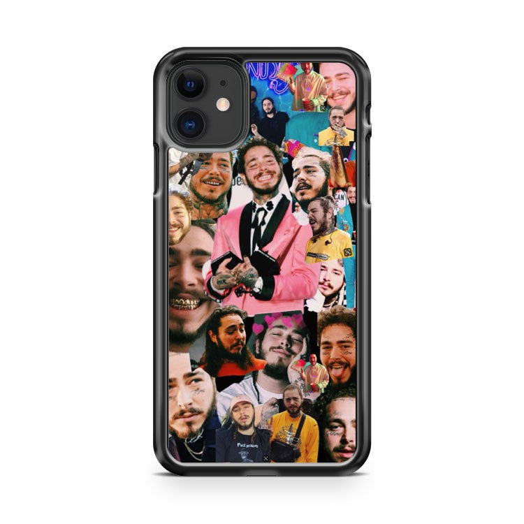Post Malone 6 iPhone 11 Case Cover