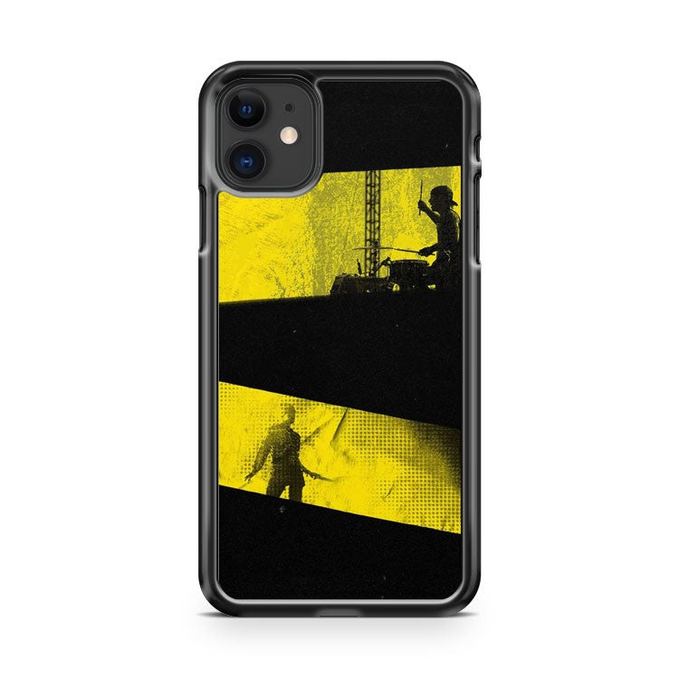 Twenty One Pilots 8 iPhone 11 Case Cover