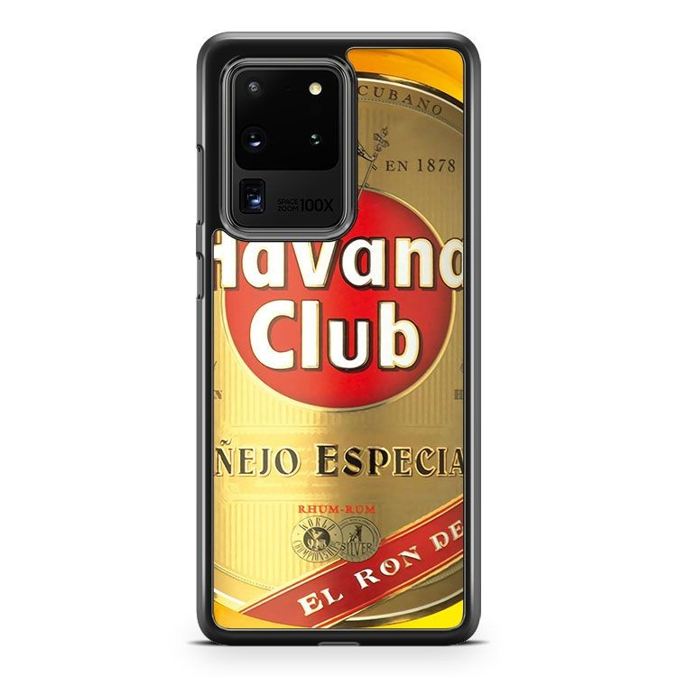 Havana Club Rum Samsung Galaxy S20 Ultra Case Cover