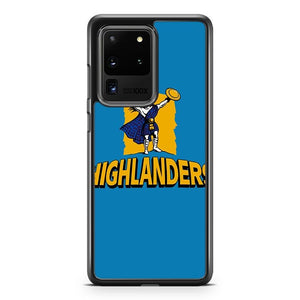 Highlanders Samsung Galaxy S20 Ultra Case Cover