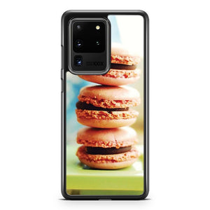 Hmmm Macarons Samsung Galaxy S20 Ultra Case Cover