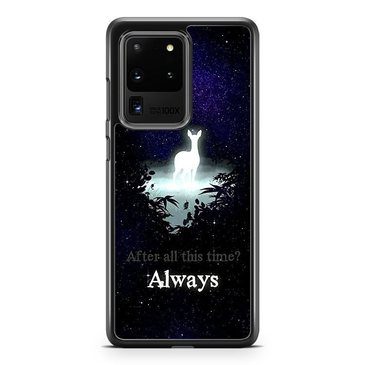 Harry Potter Wizard After All This Time Galaxy Samsung Galaxy S20 Ultra Case Cover