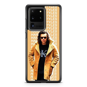 Harry Styles In Yellow Samsung Galaxy S20 Ultra Case Cover